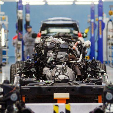 Комплекс инженерных систем Ford Sollers.